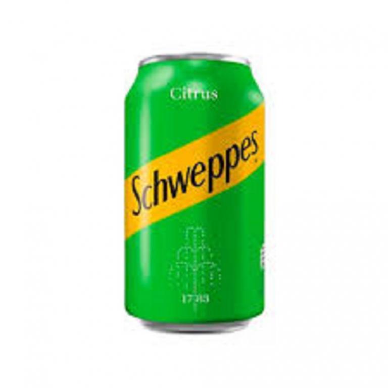 SCHWEPPES CITRUS UND